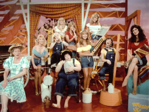 The Hee Haw Honeys